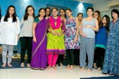 Pregnancy Classes Bonding