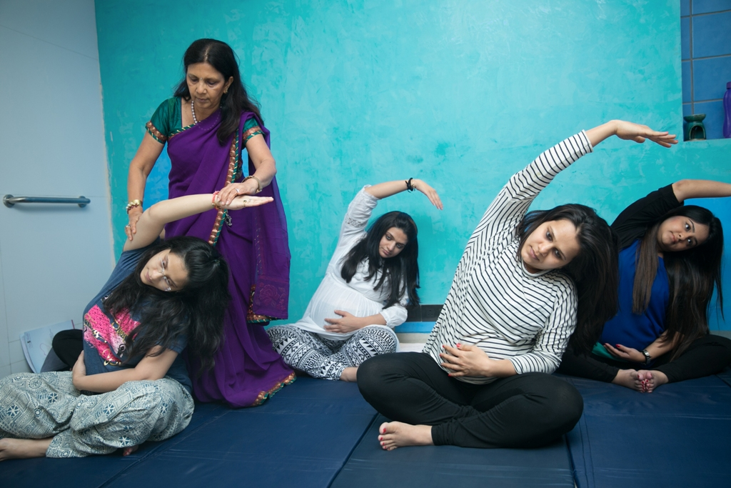 Prenatal Classes Pregnancy Exercise Classes Mumbai India