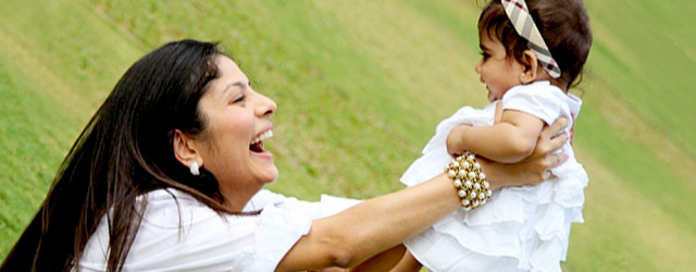Learning How to Be a Supermom